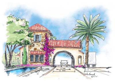 Jupiter Country Club Concept