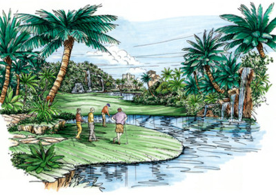 Turnberry Isles Concept
