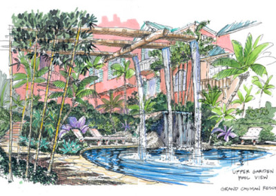 Grand Cayman Resort Concept